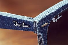 Ray-Ban. Denim Wayfarer