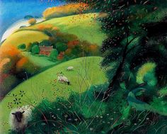 Green Lane by Nicholas Hely Hutchinson