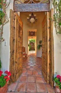 Spanish style homes – Mediterranean Home Decor Spanish Style Homes, Spanish House, Lomba Grande, Maple Hardwood Floors, Maple Flooring, Engineered Hardwood, Brick Flooring, Flooring Sale, Flooring Ideas