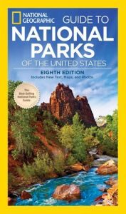 National Geographic: Guide to National Parks of the United States - Very helpful for our camping trips to the National Parks.  Great insider tips included.