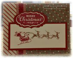 Santa Claus - www.stampinheaven.ctmh.com