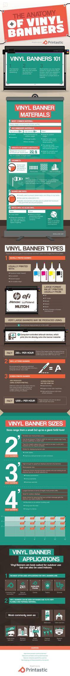 Best  Vinyl Banners Ideas On Pinterest Vinyl Banner Printing - Vinyl banners sizes