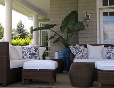 Gallery: Planter Accents - Hamptons Landscaping / Summerhill Landscapes, Sag Harbor NY (631) 725-0005