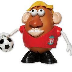 Jugador de futbol del Liverpool