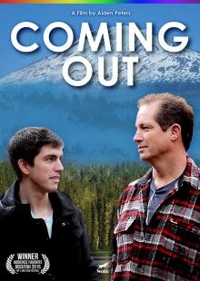 Coming Out follows young filmmaker Alden Peters on his journey coming out gay, capturing everything on camera as it happens.