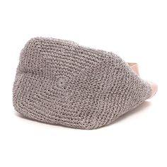 カシュカシュ cache cache ペーパーリボン巾着トート(グレー) -「買ってから選ぶ。」靴とファッションの通販サイト ロコンド