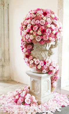 Wedding Ceremony Flowers ~ Catherine Mead Photography // Event + Floral Design + Planning: By Appointment Only Design