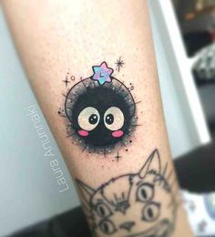 Wie 21 Tausend Mal, 220 Kommentare – –Laura Anunnaki✨ (Anunnaki Tattoo) au … – tattoos( i rly wanna have) – Source [. Future Tattoos, Love Tattoos, Beautiful Tattoos, New Tattoos, Body Art Tattoos, Tatoos, Fandom Tattoos, Tatuaje Studio Ghibli, Studio Ghibli Tattoo