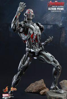 Ultron não tem cordas em novo lançamento da Hot Toys