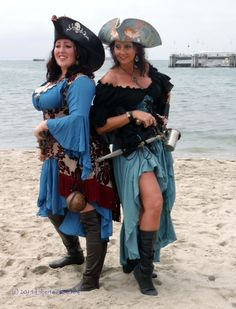 Lady Pirate Costume Ideas                                                                                                                                                                                 More