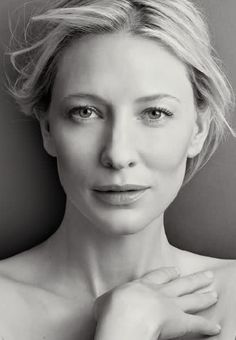 Cate Blanchett - one of the greatest actresses working today
