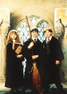 Harry Potter, The Golden Trio