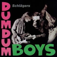 Dumdum Boys - Schlägers Dumdum Boys, The Clash, Boy Photos, Album Covers, Comic Books, Comics, Movie Posters, Copycat, Fictional Characters