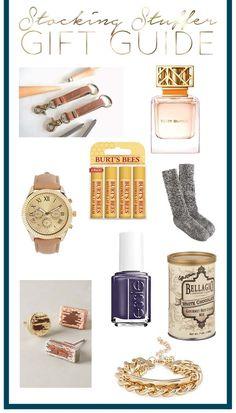 Holiday Gift Guide - Stocking Stuffer Gift Guide - brepurposed
