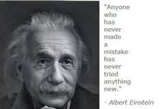 Mistakes made & learned from, r the best teachers of life!!!!!!
