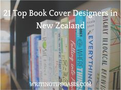 21 Top Book Cover Designers in New Zealand