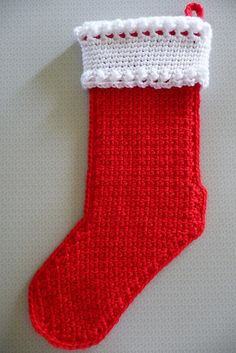Ravelry: buttercup11's ZZ B - Baby Boy's First Christmas Stocking