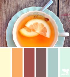 Tea Tones - http://design-seeds.com/home/entry/tea-tones5