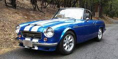 Datsun Sports: Datsun Roadsters, Parts, Restoration, Service, Z cars, & Books