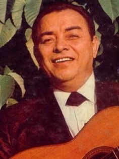"""Johnny Albino (12/19/1919 – 5/7/2011) was a Puerto Rican bolero singer, born in Yauco. Albino joined """"Los Panchos"""" in 1958 and he remained there until 1968. With """"Los Panchos"""", he recorded to Japanese albums, and he also performed alongside many superstars, such as Johnny Carson, Frank Sinatra, Sammy Davis Jr. and others. Puerto Rican Music, Puerto Rican Singers, Puerto Rican Cuisine, Puerto Rican Recipes, Puerto Rican People, Famous Latinos, Puerto Rico History, Celebrity Singers, Johnny Carson"""