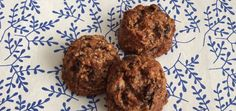Grain-Free, High-Fiber Breakfast Cookies