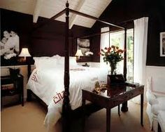 red bedroom decorating ideas - Google Search