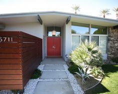 Mid Century Modern Garden Design, Pictures, Remodel, Decor and Ideas - page 2
