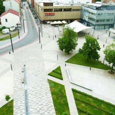28. Října Square In Hradec Králové by Atelier Hájek