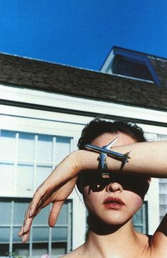 But really, how dope is that jet setting Maison Martin Margiela airplane bracelet? Photos: Devon Aoki in Self Service F/W by Max Farago Bling Bling, Post Vacation Blues, Vacation Mood, Viviane Sassen, Devon Aoki, Self Service, Man Repeller, Jet Lag, Shooting Photo