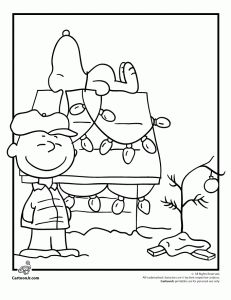 Charlie Brown Christmas Coloring Pages @Dana Curtis Isenberger  @Mandy Bryant Bryant Fisher I thought your boys might like these :)