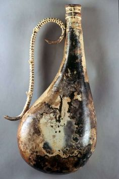 Sue Tuttle |  Ancient artifacts are the inspiration behind these pit-fired clay vessels