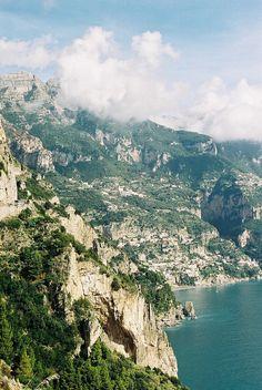 Wonderful Amalif Coast http://www.travelandtransitions.com/european-travel/