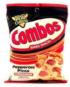 Combos Pepperoni Cracker