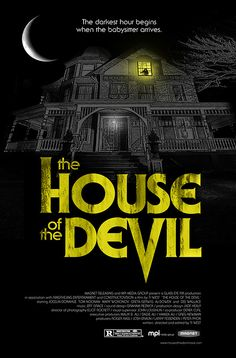 The House of the Devil by Robert Armstrong