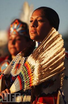 Powerful Native American Colors