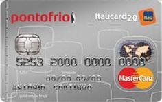 Como solicitar cartão Pontofrio mastercard - 7 passos