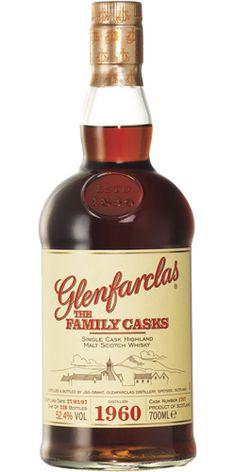 Glenfarclas 1960. Yes please, the year I was born.