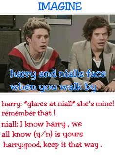 One Direction Images, One Direction Harry Styles, One Direction Humor, Direction Quotes, Niall E Harry, Imagine Pictures, Harry Styles Images, Love Story Quotes, Harry Imagines