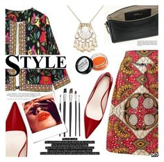 """60-Second Style: Job Interview"" by eclectic-chic ❤ liked on Polyvore featuring GiGi New York, Zara, Polaroid, jobinterview, 60secondstyle and yoins"