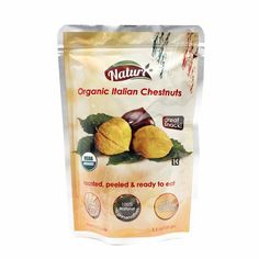 Organic Roasted Chestnuts by Naturi 3.5 oz