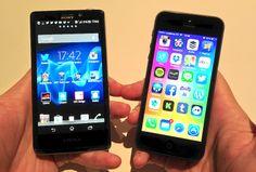 Según el Wall Street Journal, este año veremos un iPhone de 4.5 pulgadas y otro de 5