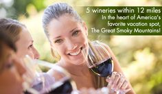 The Rocky Top Wine Trail Is located in the heart of the Great Smoky Mountains and is comprised of five wineries, offering over 60 unique varieties of wine to sample for free! Visitors pick up a Rocky Top Wine Trail Passport at their first stop, have it stamped at each location, and then receive a …