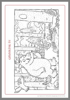 Gruffalo for Febe Gruffalo Activities, Gruffalo Party, The Gruffalo, Preschool Activities, Activities For Kids, World Book Day Ideas, Forest School Activities, Cycle 1, Kindergarten Rocks