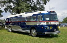 1957 Flxible Starliner bus motorhome