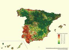 Cáncer en España: menos código genético y más código postal. | Matemolivares