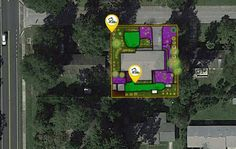 this week's map highlight creates a dazzling mosaic, sure to appeal to passing birds and pollinators. On the ground, with an incredible diversity of native plants and sustainable practices, like no use of synthetic pesticide, you can certainly see why. This residence supports birds and pollinators and is using the new Planning Tool to document the management decisions made towards those goals. For smart choices about insecticides, see our article…