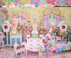 2nd Birthday Parties, Birthday Party Decorations, Bday Girl, Fancy Nancy, Wonderland Party, Confetti, Sarah Kay, Alice, Garden Birthday Parties