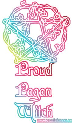 Proud  Pagan  Witch