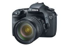 Canon Direct Store- EOS 7D EF 28-135mm IS Lens Kit