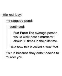 Fun fact XD